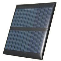 5.5В 0.6W Поликристаллический панели солнечных батарей 90ma 65 x 65 мм