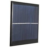 5.5V 1w 180ma поликристаллического 95 x 95 мм мини-солнечные фотоэлектрические панели