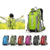 Aonijie 40л на открытом воздухе кемпинга походы рюкзак путешествия альпинизм треккинг сумка на плечо