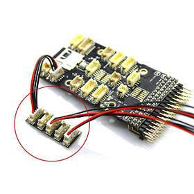 Крий pixhawk с I2C сплиттер модуль расширения для pix ППМ полет контроллер