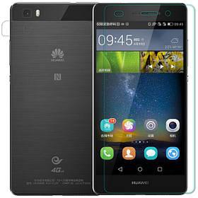 NILLKIN синий свет устойчивостью протектор экрана для Huawei Ascend P8