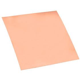 99.99% чистой меди с использованием безопасной металла листовой пластины 0.2mm * 100мм * 100мм