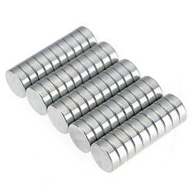 50шт d5x1mm n35 неодимовым магнитов редкой земли сильный магнит