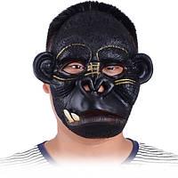 Hallowmas партия маска шимпанзе роль животных латекс маска Хэллоуин