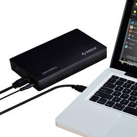 Orico 3588us3 USB3.0 2.5-дюймовый 3.5-дюймовый HDD корпус корпус SATA Жесткий диск окно SATA к USB