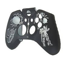 Силиконовый стильный чехол для контроллера Xbox One, фото 2