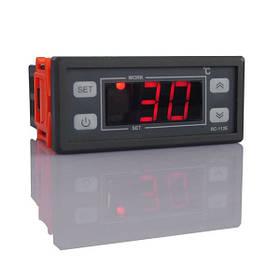 РК-112 220В/110В 10А цифровой ЖК термостат регулятор температуры контроллер - 1TopShop