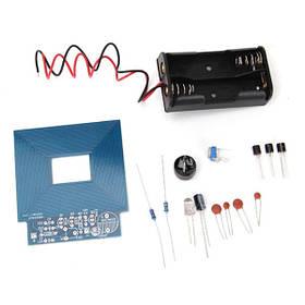 Сделай сам металлоискатель кладоискательство комплект приборов безопасности аппарата палку
