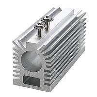 12мм удлинить лазерный модуль теплоотвода держатель Маунт охлаждения радиатора CNC разделяет