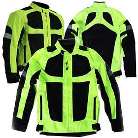 Мотоцикл Racing Велоспорт Весна лето Мотор Велосипед куртка Отражающий жилет Pro-байкер
