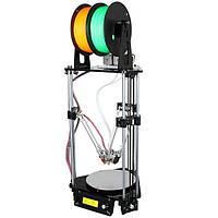 Поделки geeetech Дельта росток мини всем нашим новым друзьям g2s двойного штрангпресса 3D принтер комплект автоматического выравнивания