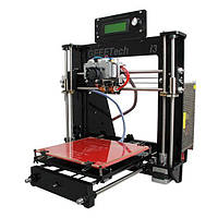 Несобранный diy geeetech i3 про c двойной экструдер 3-я поддержка комплекта принтера 5 нитей
