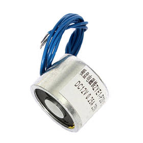 12 В постоянного тока 5.5 фунта 2.5 кг электрическая подъемный магнит электромагнит электромагнитный лифт холдинг