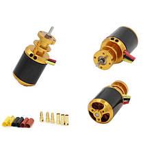 QX-мотор 64mm 5 лезвий канальные вентилятор с 4300kv 3-4s qf2822 бесщеточный двигатель, фото 3
