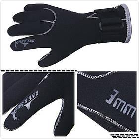 3 мм перчатки дайвинга-серфинг зимнего плавания перчатки