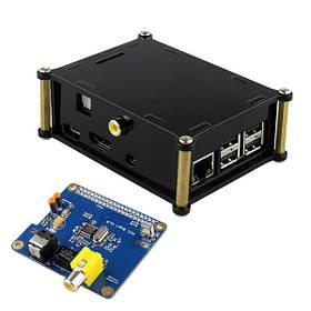 Конкретные системой HiFi системой питания Digi+цифровая Звуковая карта с кейс для Raspberry пи 2/а+/в+