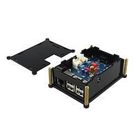 Pifi Hifi ЦАП + цифровой аудио Pinboard карта с случае для Raspberry Pi 2 модели б / B + / A +