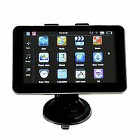 5-дюймовый TFT LCD навигации GPS автомобильные системы навигатор 8gb спутниковой навигации UK / EU