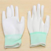 1 пара Xingyu pu508 13gauge нейлон нитриловые антистатические покрытием ладони перчатки безопасности труда