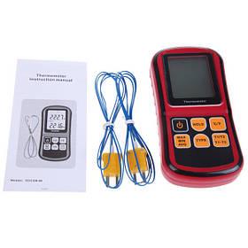 Benetech GM1312 Цифровой термометр ЖК-дисплей температуры метр тестер для K / J / T / E / R / S / N Термопара-1TopShop
