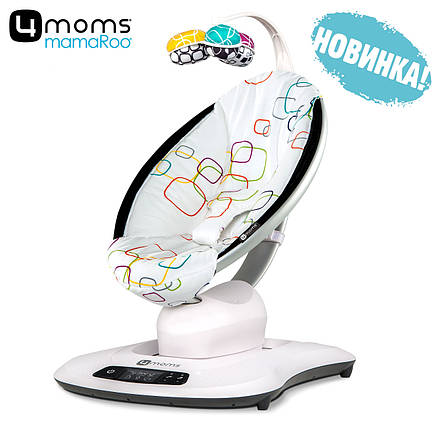 Кресло-качалка 4moms MamaRoo, фото 2