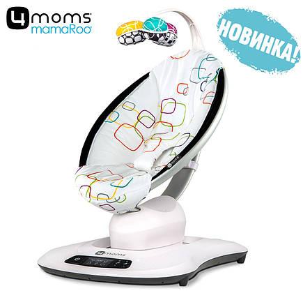 Крісло-гойдалка 4moms MamaRoo 4.0, фото 2