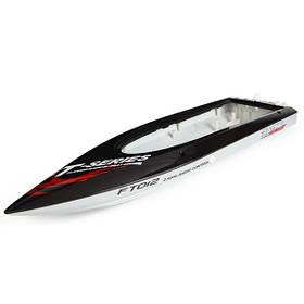 Ft012 2.4 г бесщеточный лодка запчасти дном блока ft012-1