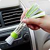 Двойная головка Авто Краскопульт Кондиционер для жалюзи Очистка приборной панели Инструмент