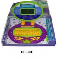 Двуязычный детский компьютер 8849E/R