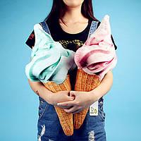 Honana PT-624 PP Cotton Creative 3D Squishy Мороженое Форма Бросьте Подушки Диван для дома и офиса автомобиля Подушка для спины