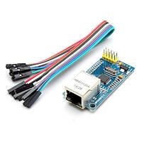 W5500 модуль сети Ethernet по протоколу TCP/IP-интерфейс 51/stm32 программа