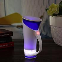 Умный чашка кружка волшебный питьевой воды напоминание Кубок бутылки воды дистанционного зондирования, фото 2