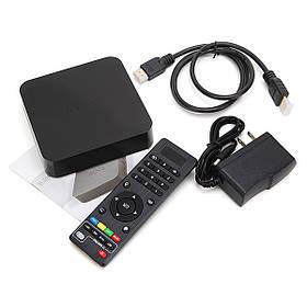 TV Box четырех-ядерный мини-ПК Mxq S805 1gb RAM и 8gb ROM Android 4.4 1080P HD h.265 HEVC