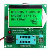 Geekcreit® GM328A Транзисторный тестер Графический волновой сигнал RLCESR Измерительная индуктивность