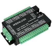 24 диспетчера канала 3a/ch dmx512 победили диспетчера регулятора освещенности декодера - 1TopShop
