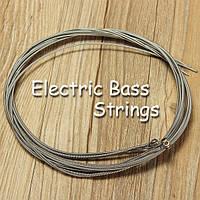 990L Басовый четырехрядный электрический бас 4 Стальная проволока 045-090 Музыкальные аксессуары