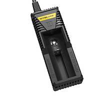 Nitecore i1 USB электронные сигареты IMR / литий- ионный аккумулятор интеллектуальное зарядное устройство