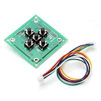 OSD Board для DC12V 1/3 960H CCD 700TVL 2.8mm Объектив Широкий угол камера для RC Дрон