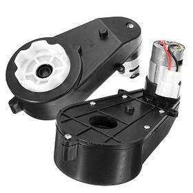 12V 12000RPM Electric Мотор Gear Коробка Для детей Ride Авто Hummer Jeep 1TopShop