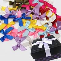 50шт шелковые банты бант банты ленты участнику подарок украшение ремесла Сделай сам подарок