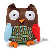 Дети дети милые животные сова мягкие плюшевые кровать погремушки игрушки