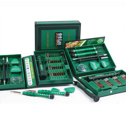 Laoa точность 38 в 1 ремонтных инструментов с2 легированной стали Ferramentas для телефона PSP, фото 2
