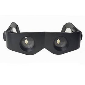 Портативный очки стиль лупа телескоп бинокль инструменты для рыбалки походы и т.д. 1TopShop