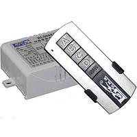 Bsde bls048a 4ch умный цифровой беспроводной пульт дистанционного переключателя управления ВЧ приемник для бытовой техники
