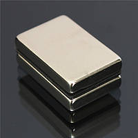 2шт n50 30 х 20 х 5 мм NdFeB сверхдержава сильный прямоугольного параллелепипеда блок магнита редкоземельный магнит неодимовый