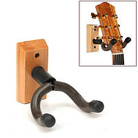 Деревянная основа вешалки крючки гитары настенный держатель стенд музыкальный инструмент
