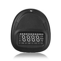 А1 2-дюймовый GPS головное дисплей Система автомобиля спидометр с превышения скорости сигнализации