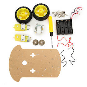 Умный робот Шасси Комплект для Arduino комплект для сборки 1TopShop