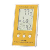 Термостат ЖК-цифровой термометр гигрометр измеритель температуры с датчиком