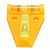 2-полосная фазоинверторная мини т круг спиртовой уровень инструмента трейлер караван Кемпер Ван мотора таблице